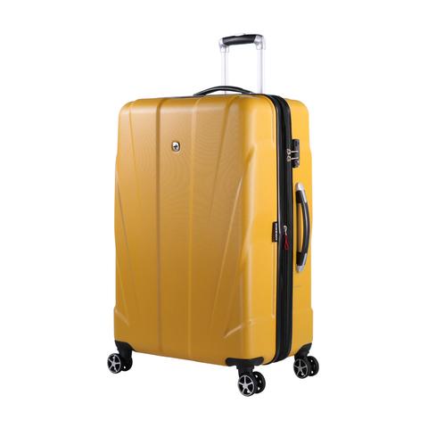 Чемодан Swissgear  (7798217177) Adams желтый 52x31x78 см 96 л