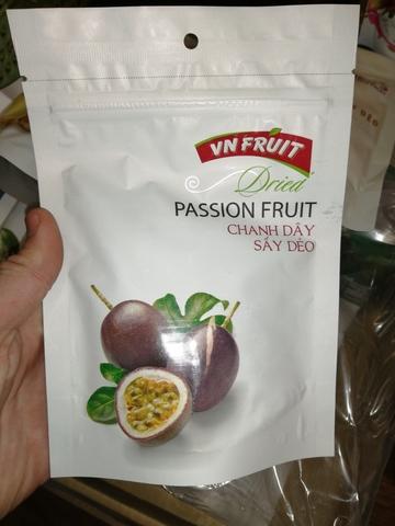 Маракуйя сушеная Vn Fruit - Коробка 30х100 гр.