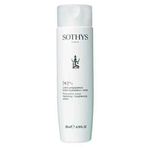 Sothys [W.]+ Line: Лосьон для лица увлажняющий и осветляющий ([W.]+ Brightening Lotion)
