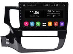 Магнитола для Mitsubishi Outlander 3 (12-19) Android 10 4/64GB IPS DSP модель KD-1807PX5