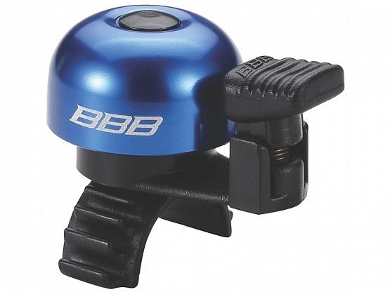 Звонок BBB EasyFit синий
