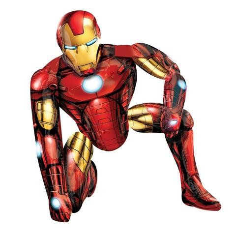 Воздушный шар-фигура Железный человек, Марвел/MARVEL