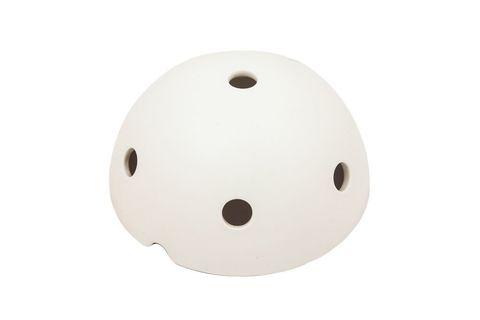 Чашка потолочная керамическая (Белый матовый)
