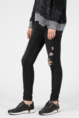 Женские черные джинсы BABHILA Diesel