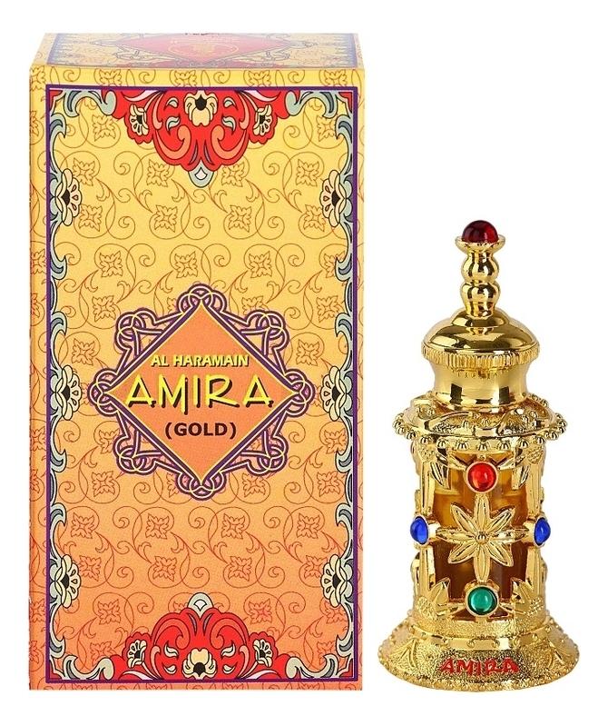 Al Haramain Perfumes Amira Gold Perfumed Oil