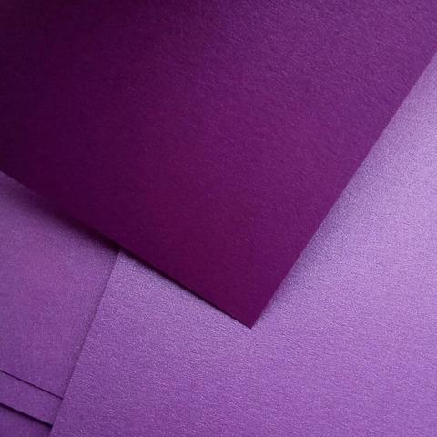Кардсток «Коктейль» (фиолетовый) 120 гр/м2, А4