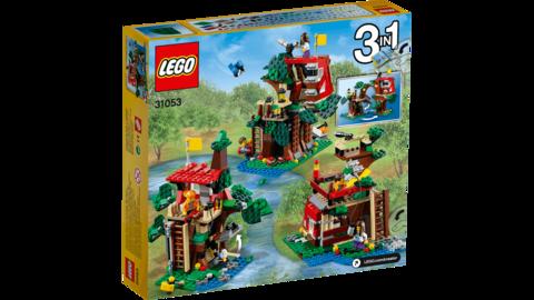 LEGO Creator: Домик на дереве 31053 — Treehouse Adventures — Лего Креатор Создатель