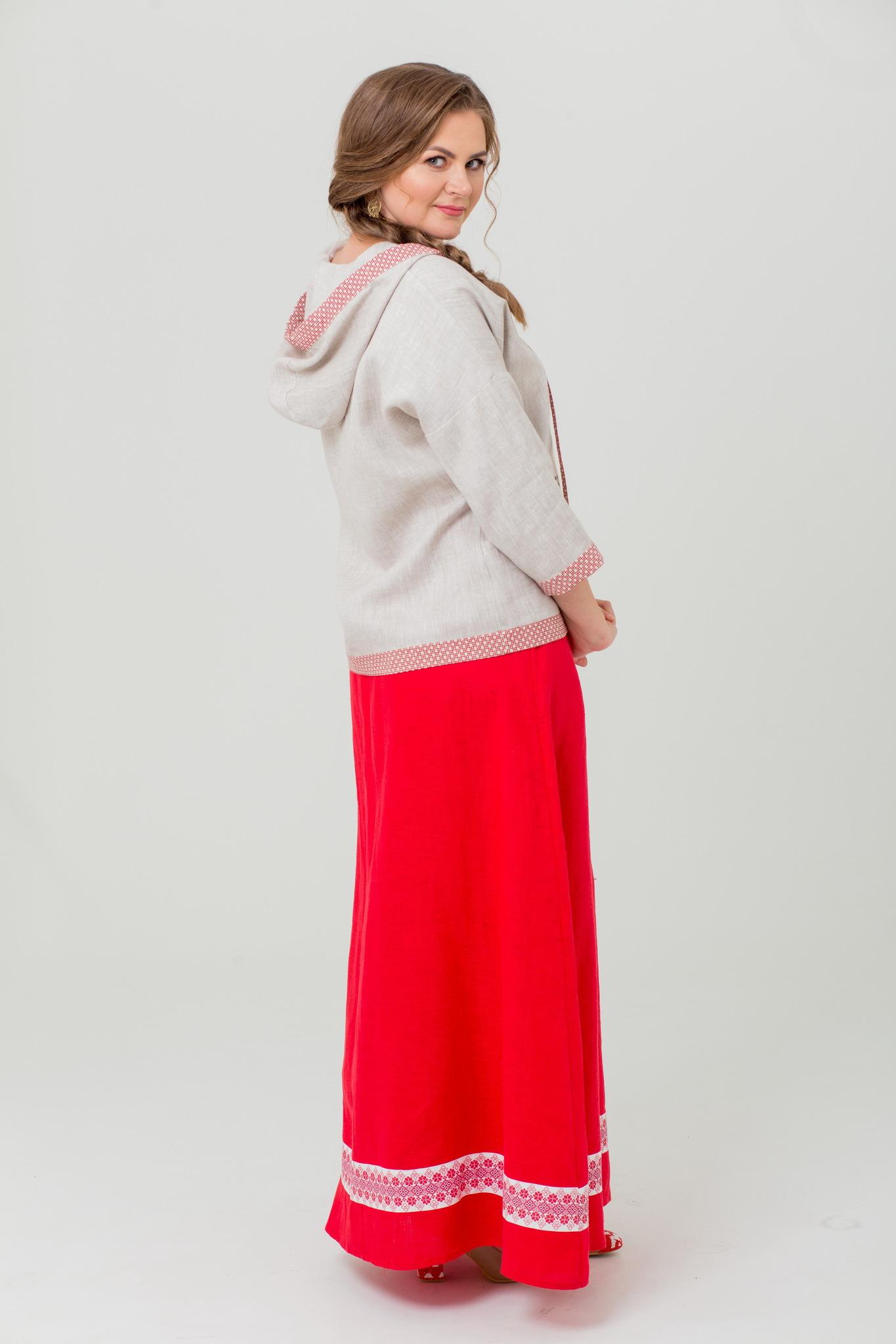 Блуза в русском стиле купить