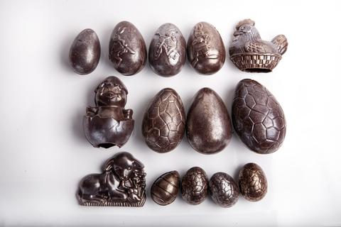 Шоколадні вироби вагові