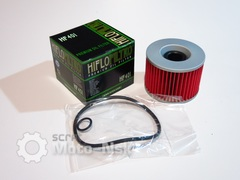 Фильтр масляный Hiflo HF 401 Yamaha XJR 1200