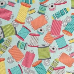 Ткань для пэчворка, хлопок 100% (арт. BE0807)