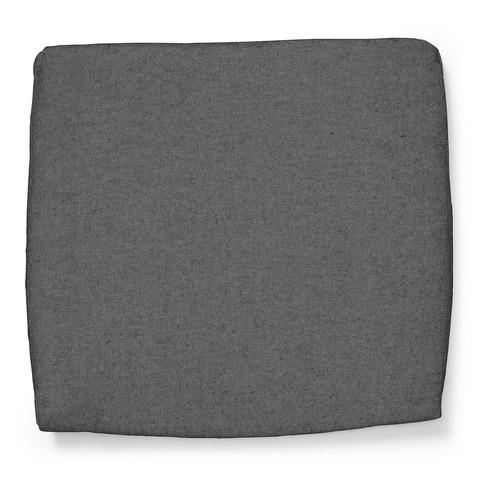 Подушка на стул Novak темно-серая