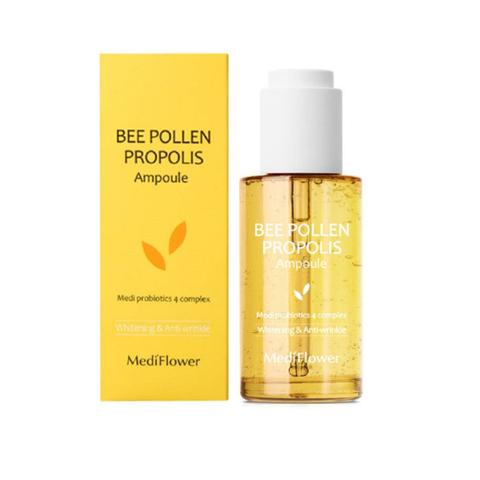 MEDIFLOWER Витализирующая сыворотка с прополисом и пчелиной пыльцой (50мл) / Bee pollen Propolis Ampoule