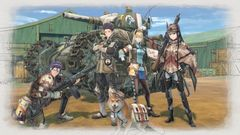 Valkyria Chronicles 4 (PS4, английская версия)