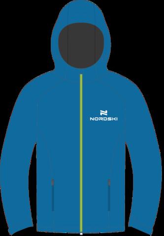 Утепленная куртка Nordski Light Blue мужская