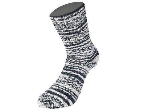 Lana Grossa About Berlin Meilenweit 6-ply Cashmere 456 купить пряжу для носков с кашемиром
