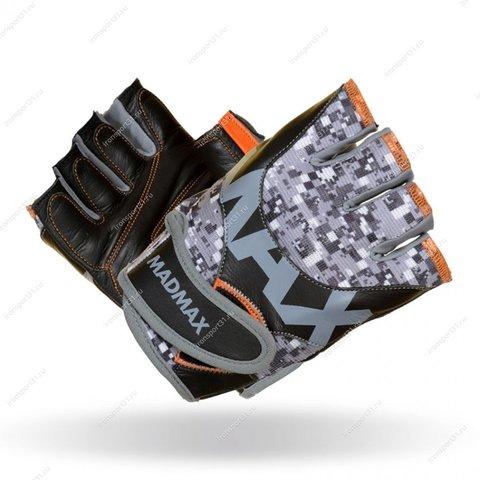 MFG831\BK-HG\2XL Перчатки MTi-831