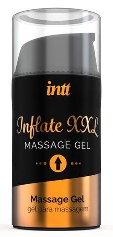 Интимный гель с эффектом увеличения члена Inflate XXL - 15 мл.