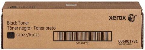 Оригинальный картридж Xerox 006R01731 черный
