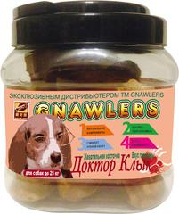 Лакомство для собак до 25 кг Green Qzin Жевательная косточка Доктор Клык со вкусом говядины