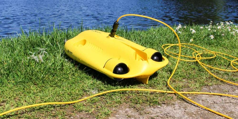 Подводный дрон Gladius Mini