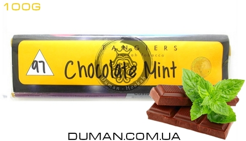 Табак Tangiers Chocolate Mint T97 (Танжирс Шоколад Мята) |Noir 100г