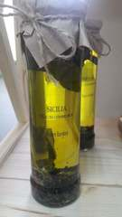 Масло оливковое SICILIA, 212 мл.