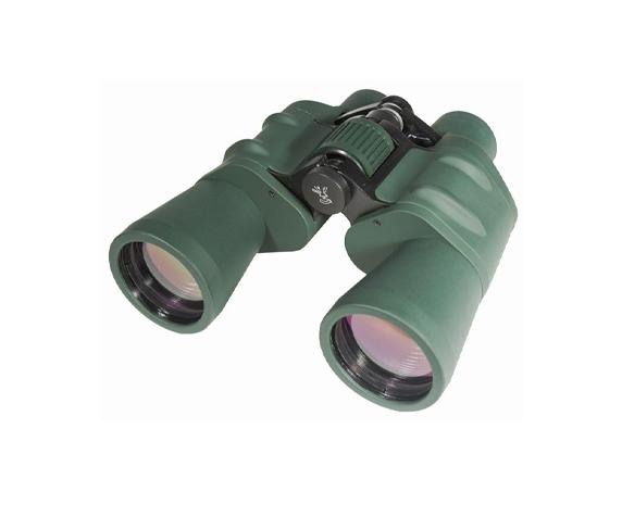 Бинокль Sturman 20x50 зелёный - фото 1