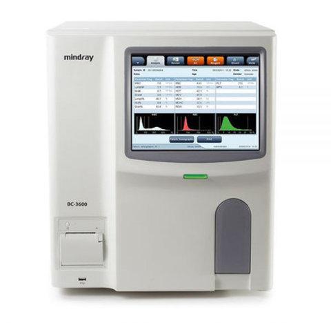 Гематологический автоматический анализатор Миндрей ВС 3600 (Mindray BC-3600) Shenzhen Mindray Bio-Medical Electronics Co., Ltd,КНР