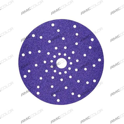 3M™ Hookit™ 737U 51423 Круг Абразивный Cubitron™ II c мультипылеотводом, 220+, 150 мм