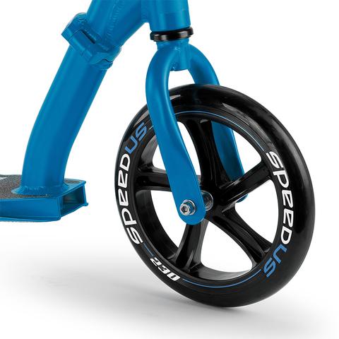 Городской самокат PUKY Speed Us One 5001 blue голубой, 4,5+
