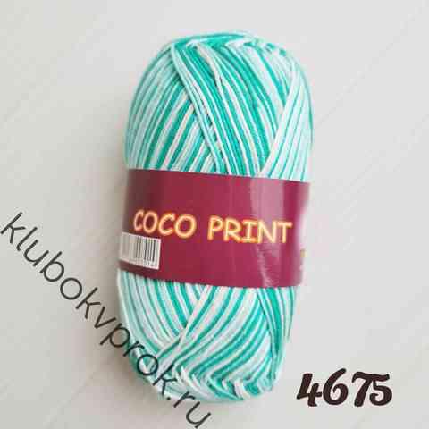 VITA COTTON COCO PRINT 4675,