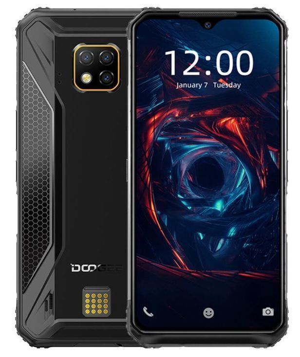 Doogee S95 Doogee S95 6/128GB Black (черный) 1.jpeg