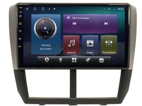 Магнитола для Subaru Forester (08-12)/Impreza (07-11) Android 10 4/64GB IPS DSP модель CB-2156TS10