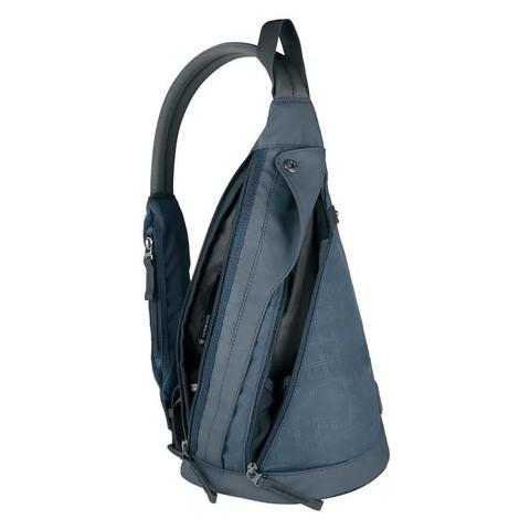 Рюкзак Victorinox Monosling, с одним плечевым ремнём, синий, 23x14x41 см, 13 л