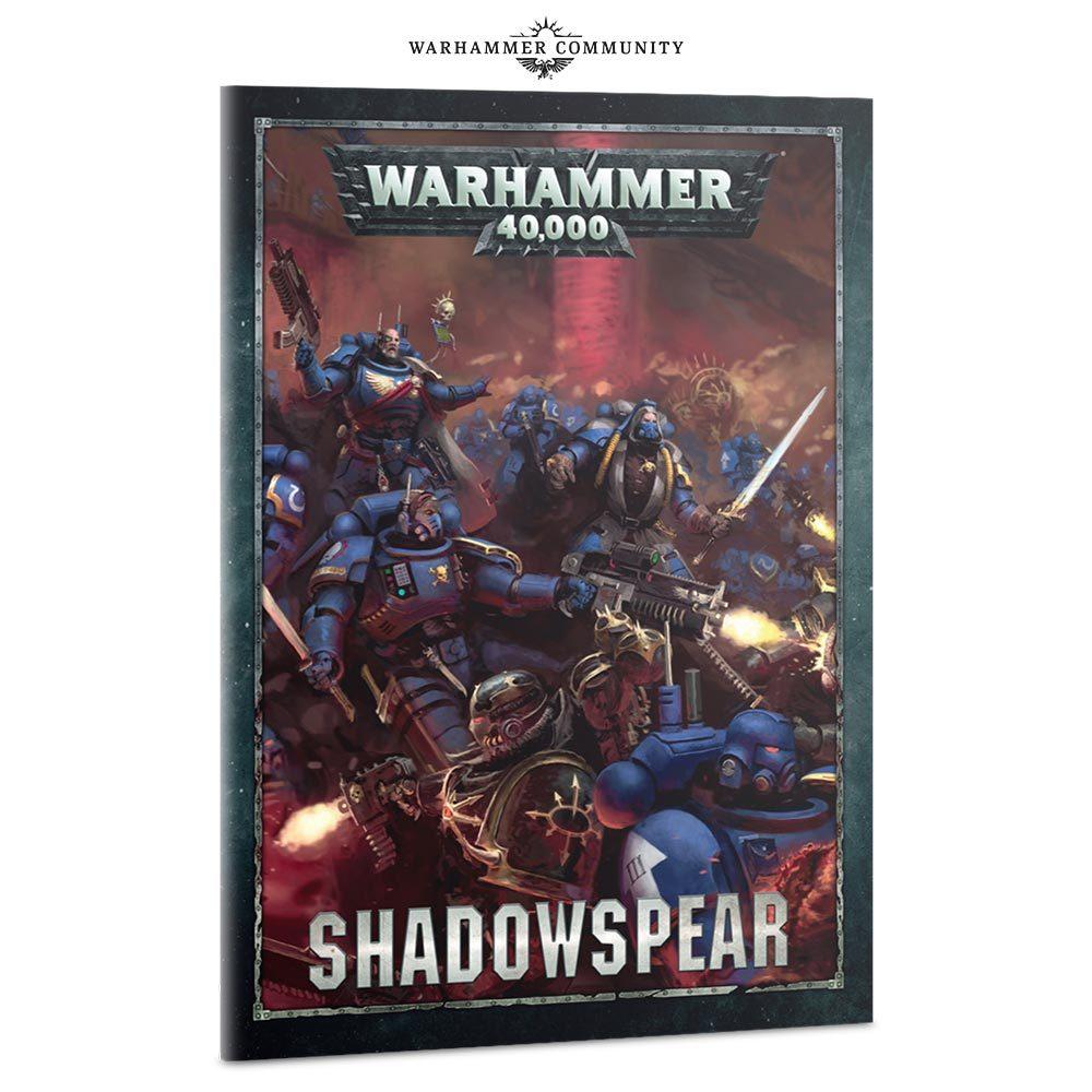Shadowspear. Набор для двоих игроков. Книга кампании