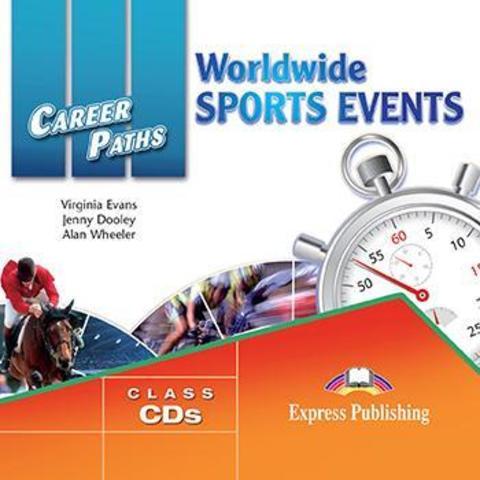 WORLDWIDE SPORTS EVENTS Class CD (set 2)
