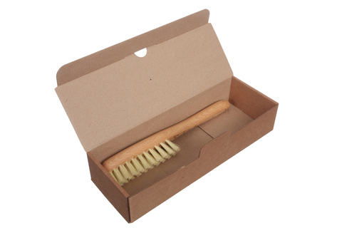 YOZHIK Щётка для волос (натуральное волокно тампико) Р/242_фото2