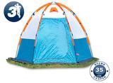 Палатка для зимней рыбалки Maverick Ice 5 blue