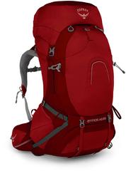 Рюкзак туристический Osprey Atmos AG 65 Rigby Red L