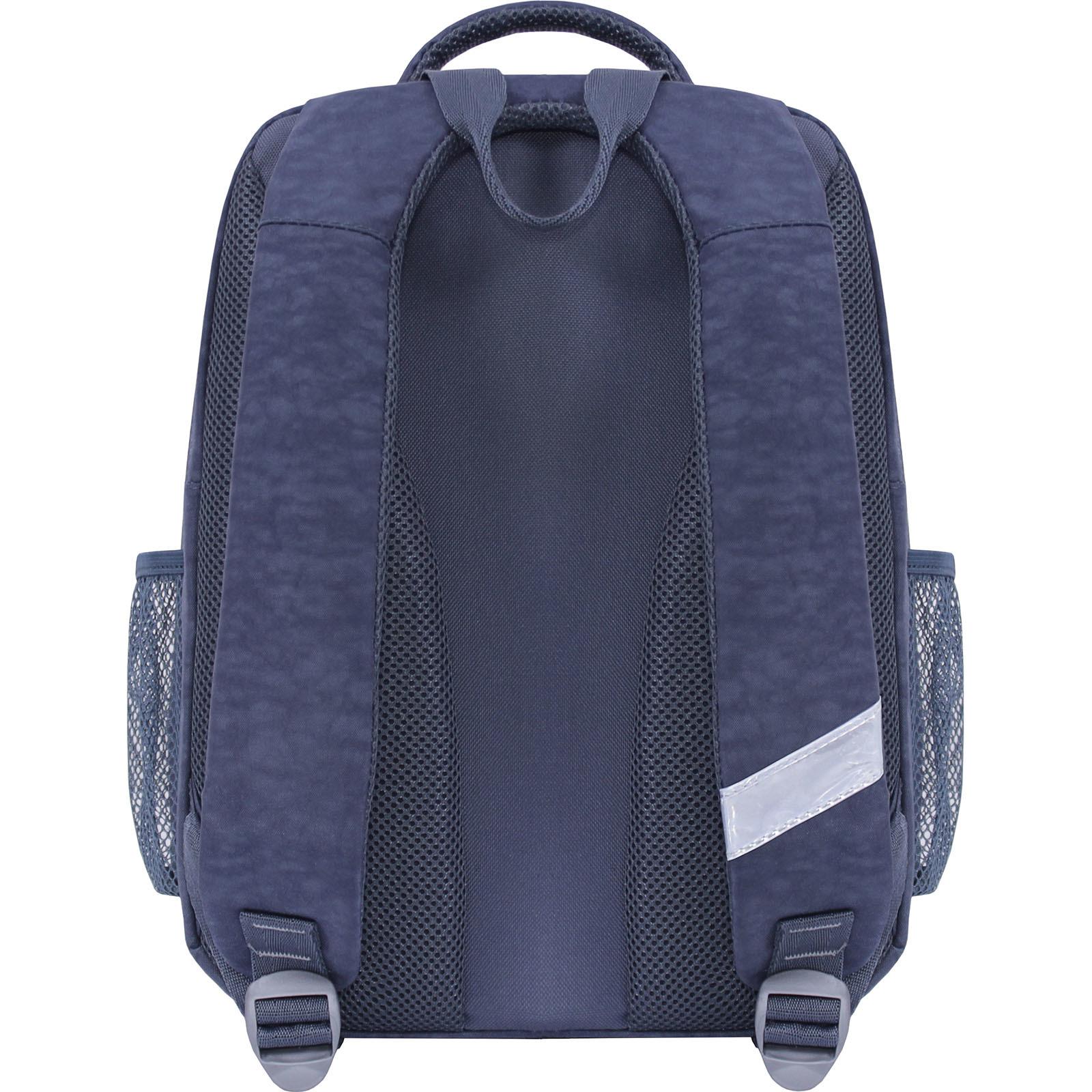 Рюкзак школьный Bagland Школьник 8 л. 321 серый 509 (0012870) фото 3