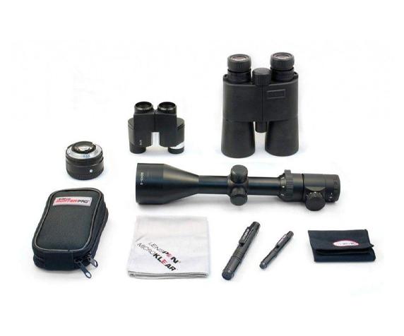 Набор для чистки оптики Lenspen Hunter Pro - фото 2 - комплектация