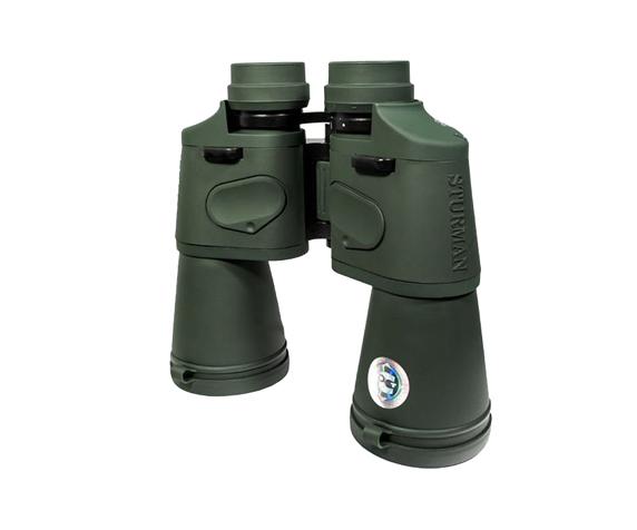 Бинокль Sturman 20x50 зелёный - фото 4