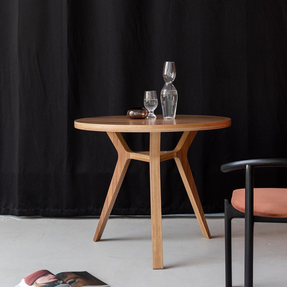 Стол Täby Ø90 - вид 3