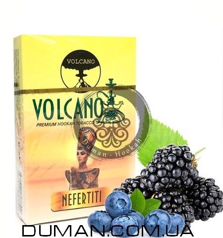 Табак Volcano Nefertiti (Вулкан Нефертити - Черника Ежевика)