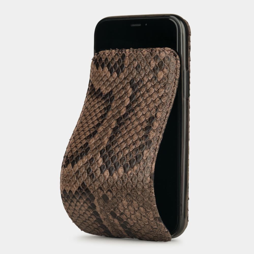case iphone 11 pro max - python beige