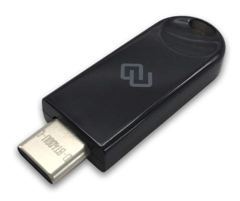 Адаптер USB Digma D-BT400U-C Bluetooth 4.0+EDR class 1.5 20м черный