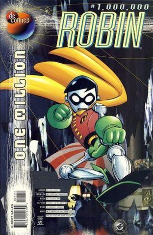 Robin #1,000,000