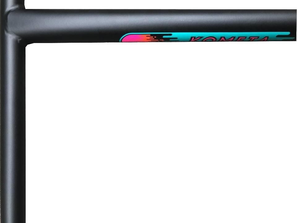 Руль для трюкового самоката КОМЕТА V2 (Supermatte Black)