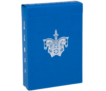 Карты Ellusionist Blue Knights